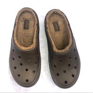 Women's Crocs sandal size 7w